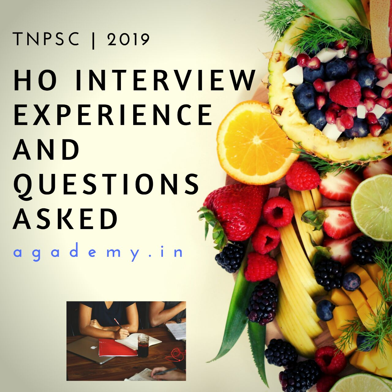 Horticulture officer exam interview experiences